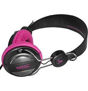 WeSC Oboe Seasonal Headphones - Black