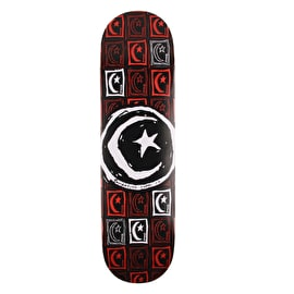 Foundation Sayer Skateboard Deck - Servold 8.375