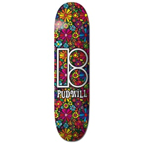 Plan B Pudwill Easy Slider BLK ICE Skateboard Deck - 8