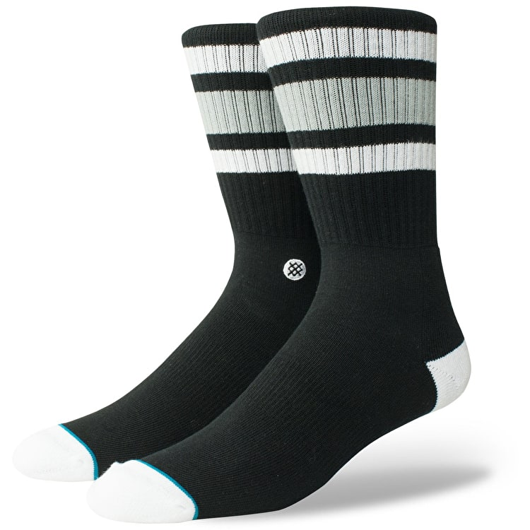 Stance Boyd 4 Socks - Black