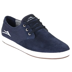 Lakai MJ XLK Shoes - Navy Suede