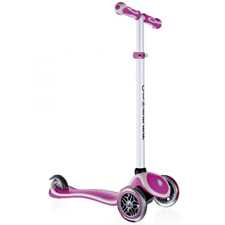 Globber Primo Plus Complete Scooter - Plum