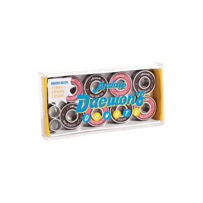 Andale Skateboard Bearings - Donut Box Daewon Song (Pack of 8)