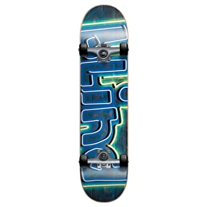 Blind Complete Skateboard - Late Night Blue/Green 7.875