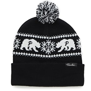Primitive Blizzard Beanie - Black