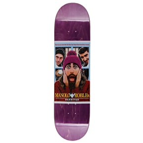 Darkstar Home Alone Impact Light Skateboard Deck - Robles 8.125