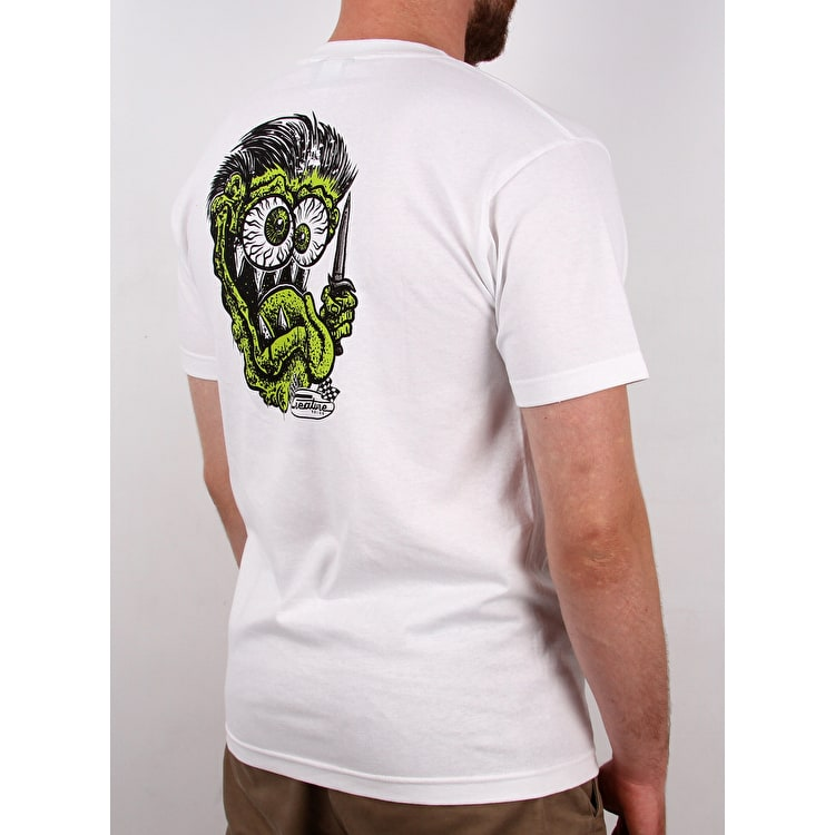 Creature Grease Monkey T Shirt