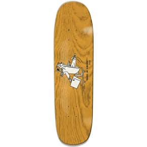 Grizzly Rise N Grind Cruiser Skateboard Deck - Natural 8.375
