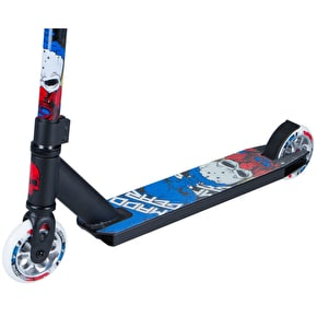 Madd Kick Nuked Pro Complete Scooter - Black/Blue