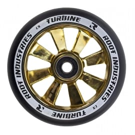 Root Industries 110mm Turbine Scooter Wheel - Gold