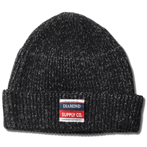 Diamond Supply Beanie - Black