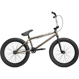 Kink 2019 Curb Complete BMX - Gloss Nickel