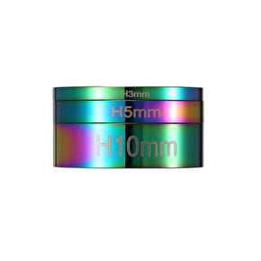 Blunt Envy Bar Spacers Pack - Oil Slick