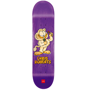 Chocolate Garvy Skateboard Deck - Roberts 7.75