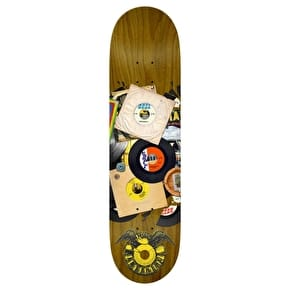 Anti Hero Studio 18 Records Cardiel Skateboard Deck - 8.12