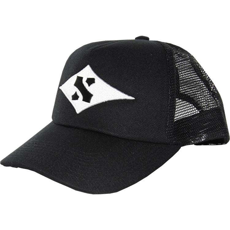 Sacrifice Trucker Cap - Black