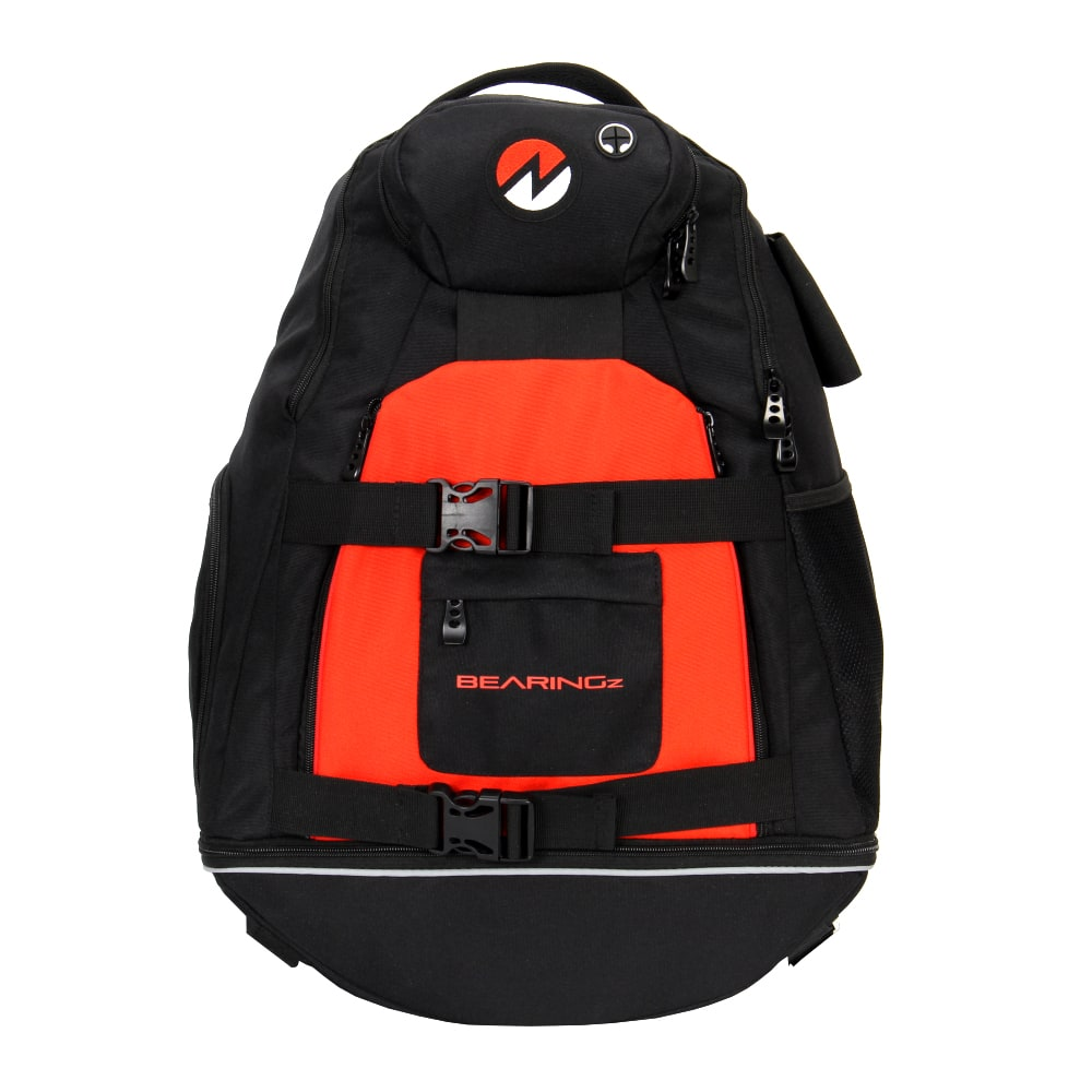 Image of Bearingz Backpack - Red