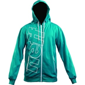 Neff Daily Shredder Zip Hoodie - Teal