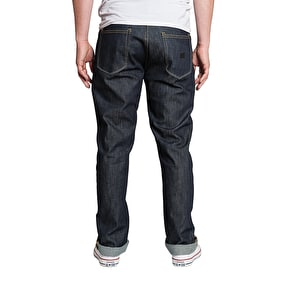 Kr3w K Klassic Fit Jeans - Raw Blue