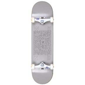 WKND Cubicle Maze Custom Skateboard 8.38