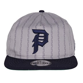 Primitive Minor League Snapback Cap - Grey