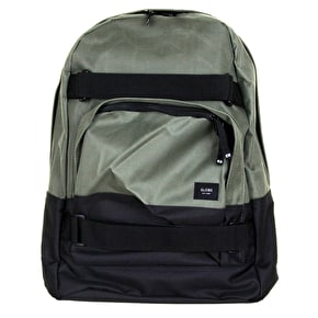 Globe Thurston Backpack - Olive/Black