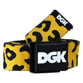 DGK Fast Life Belt - Orange