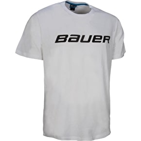 Bauer Core T Shirt - White