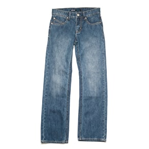 Rip Curl Kids Amped Denim Jeans Blue