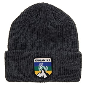Organika Top Shelf Beanie - Grey