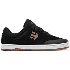 Etnies Marana Michelin Skate Shoes - Black/Tan