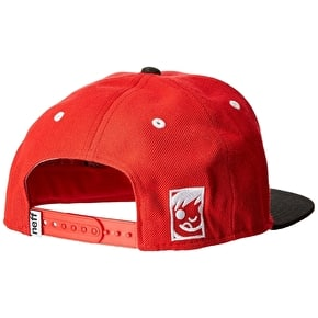 Neff Theotis Signature Cap - Red