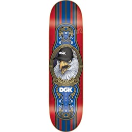 DGK Royal Legion Skateboard Deck - Kalis 8