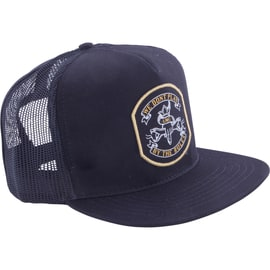 Loser Machine Edgewood Trucker Cap - Black