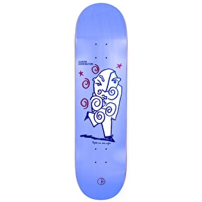 Polar Psycho In The Night Skateboard Deck - Aaron Herrington 8.25