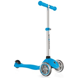 Globber My Free Primo Complete Scooter - Sky Blue