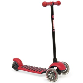 Y-Volution Y Glider Deluxe Complete Scooter - Red
