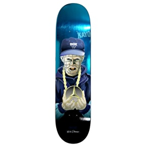 DGK G Killers Skateboard Deck - Wade 8.06