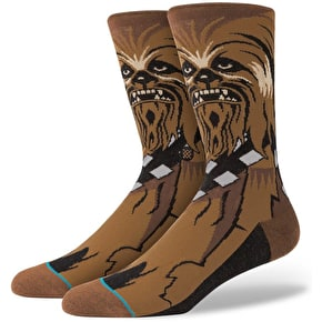 Stance x Star Wars Chewie Socks