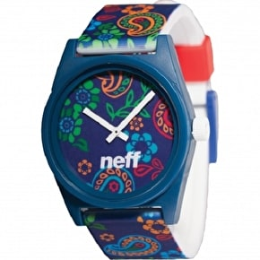 Neff Daily Wild Watch - Paisley Leaf