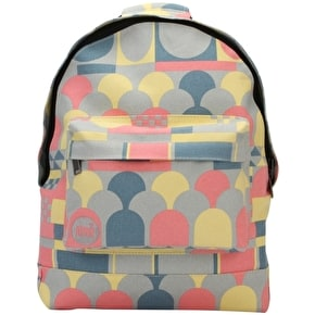 Mi-Pac Scandy Backpack - Grey/Multi