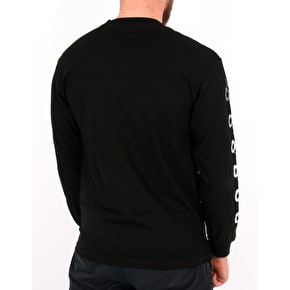 Rebel8 Coney Longsleeve T-Shirt - Black
