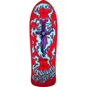 Bones Brigade 6th Series Reissue Skateboard Deck - Guerrero 9.75