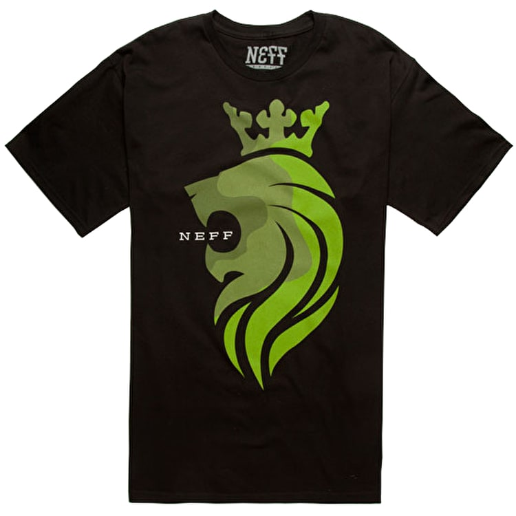 Neff Damian Lion T-Shirt - Black
