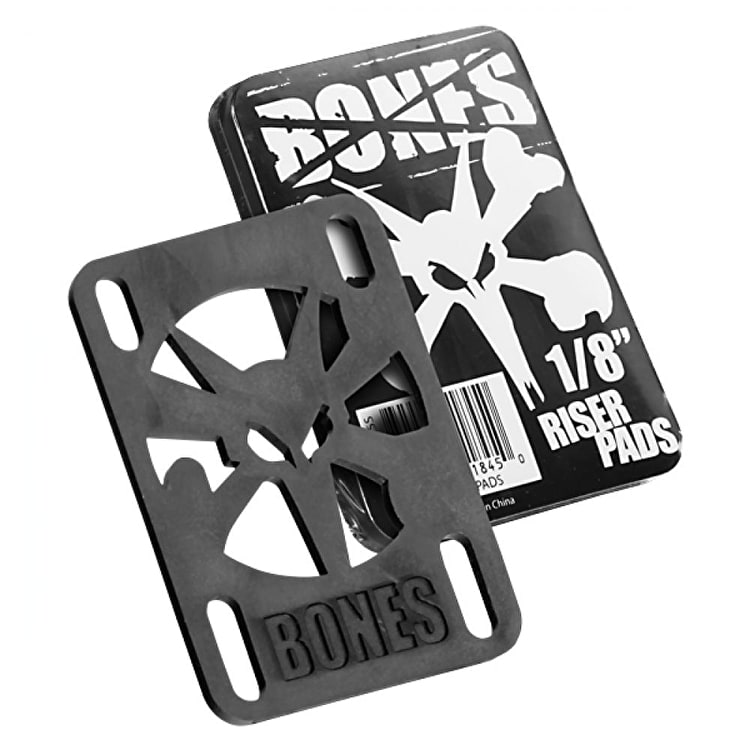 "Bones Risers 1/8"" Pack of 2"