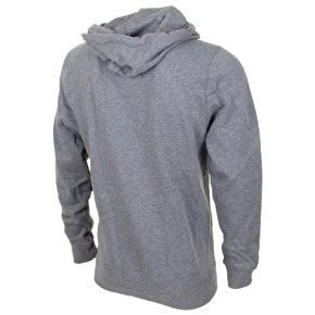 Diamond OG Script Hoodie - Heather Grey