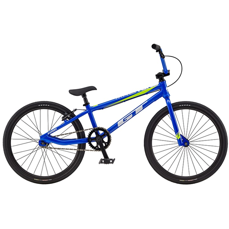 "GT 20"" Mach One Expert 2019 Complete BMX Bike - Blue"