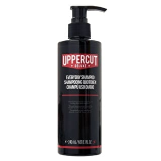 Uppercut Deluxe Everyday Shampoo - 240ml