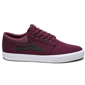 Lakai Griffin Skate Shoes - Port Canvas
