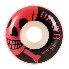 Death Skull Skateboard Wheels